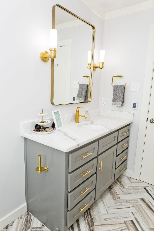 Blog Summey IndustriesSummey Industries - Brushed gold bathroom hardware