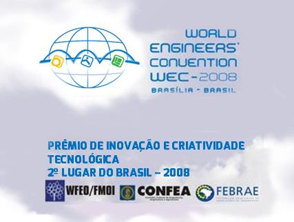 WEC - INOVAÇÃO E CRIATIVIDADE TECNOLÓGICA (2º LUGAR)