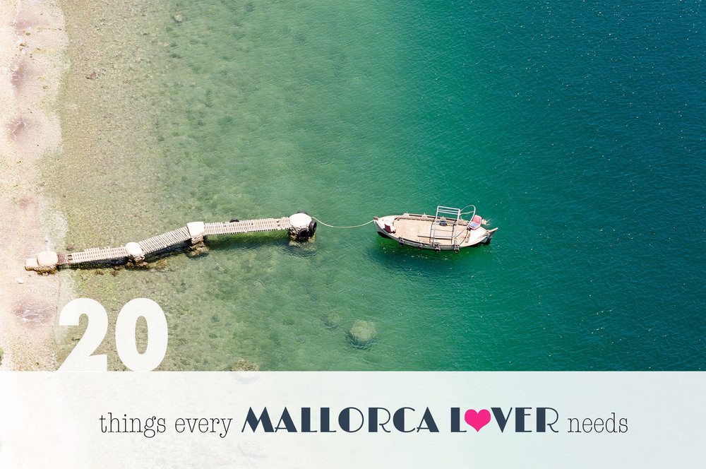 20 Mallorca Lover Things