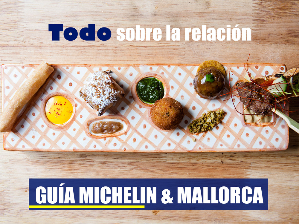 Guia michelin Mallorca