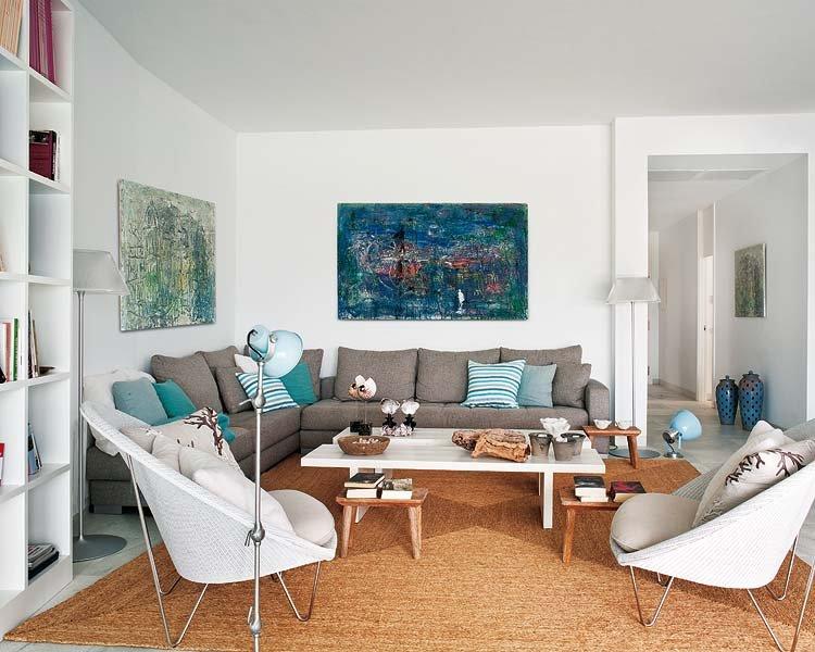 Adosado salón sofa