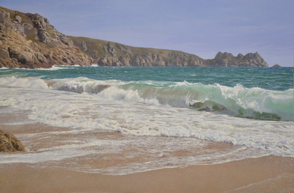 Porthcurno - Limited Edition Print