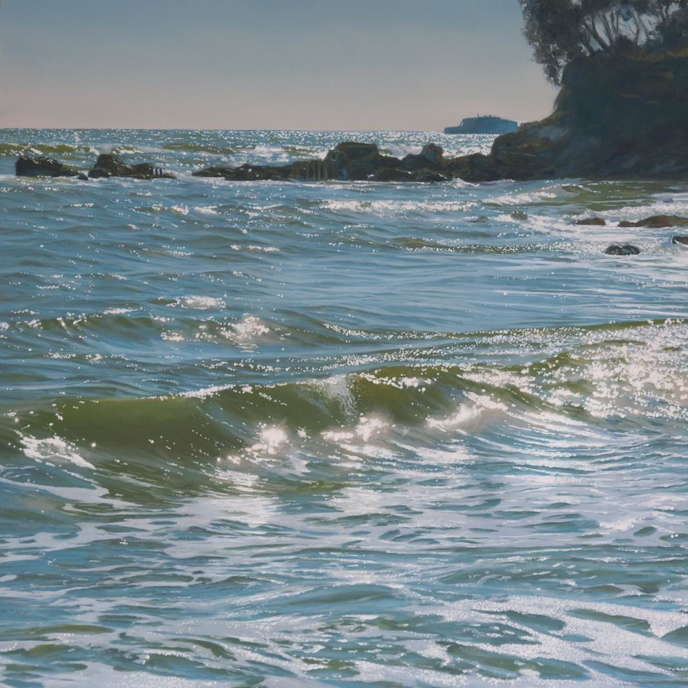 Seagrove Sparkle - Limited Edition Print