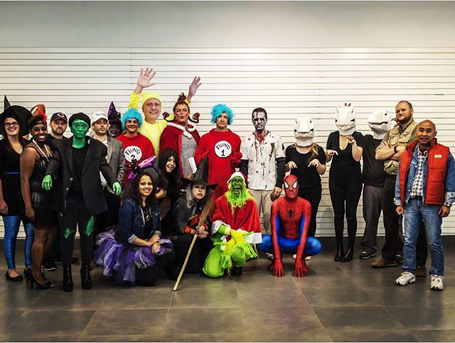 Happy Halloween from The Carlson Group!
