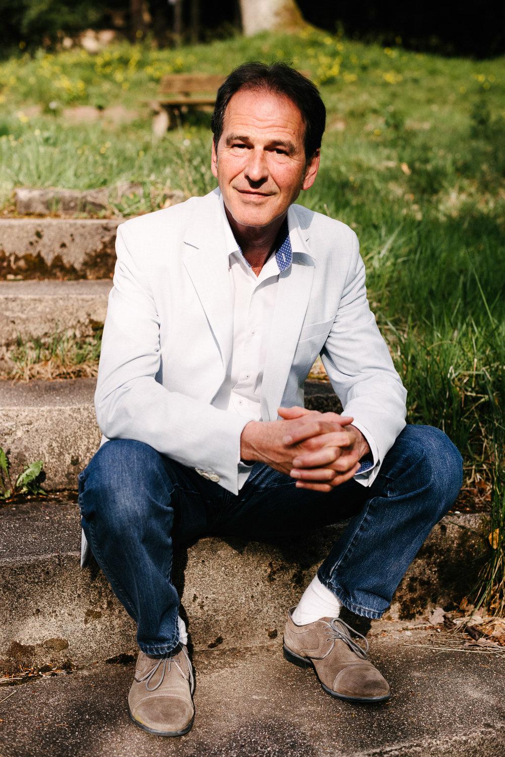 Thomas Dehm, der Waldhaus Heimleiter