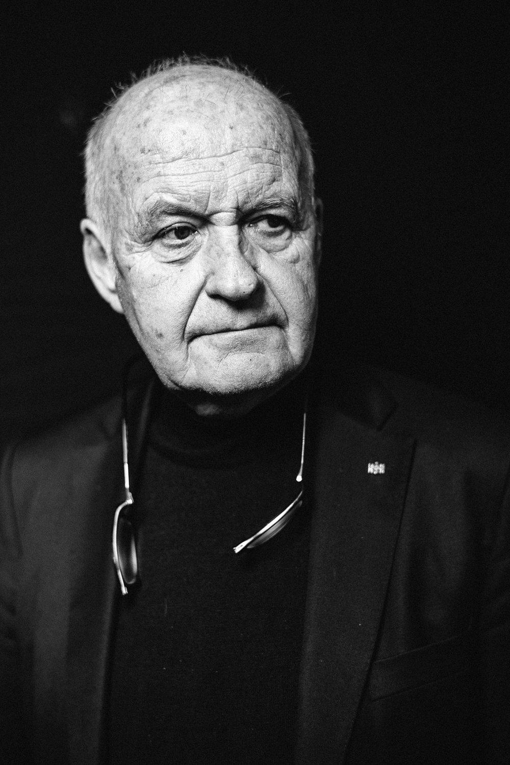 Götz Werner Gründer dm-Drogerie Markt
