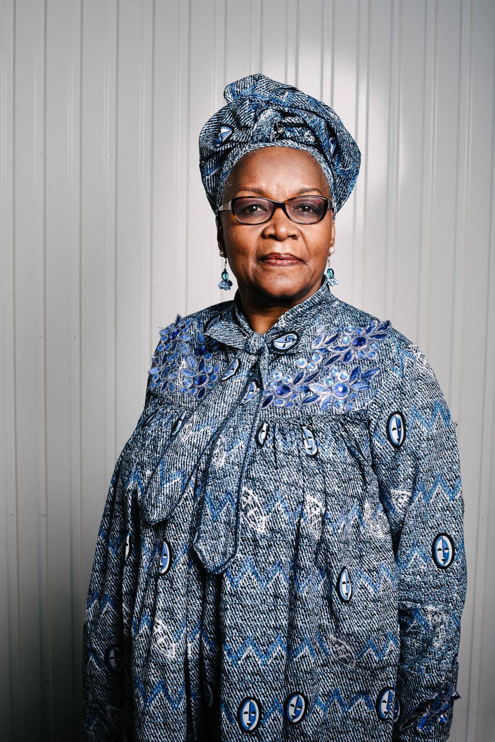 Alice Nkom, Menschenrechtsanwältin Kamerun
