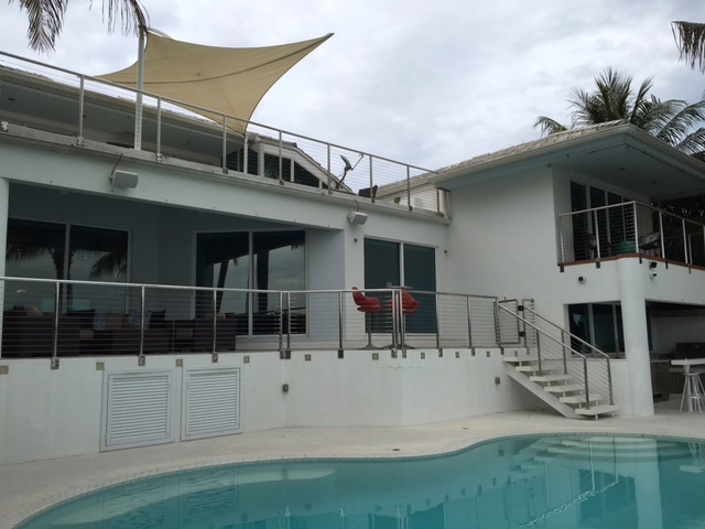 Palm Island Miami Beach Home
