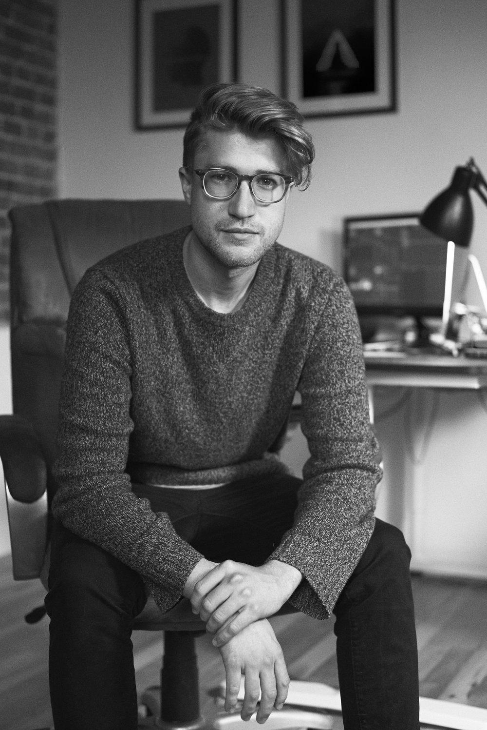 Noah Dixon  - Creative Director