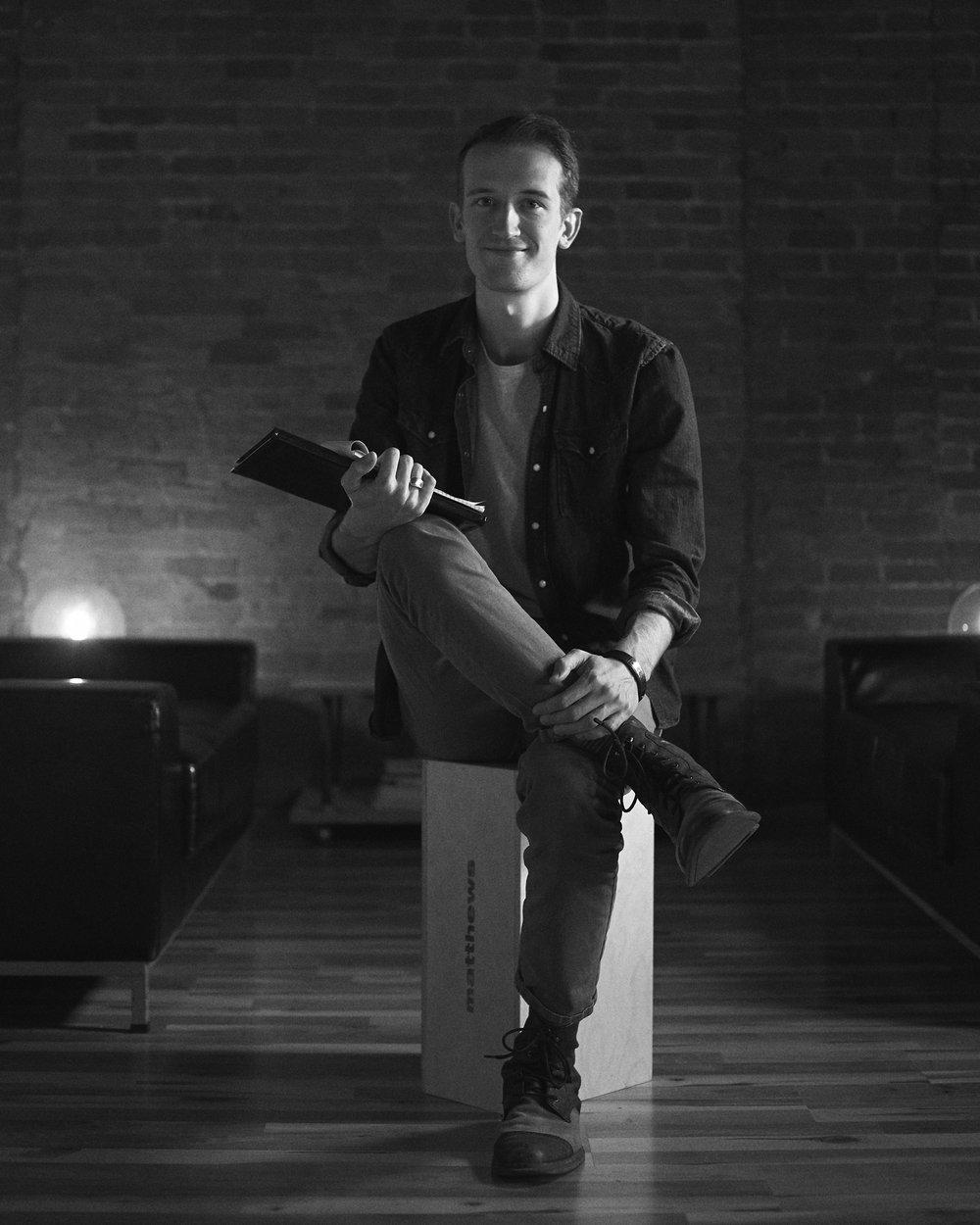 Brett Reiter - Development Director