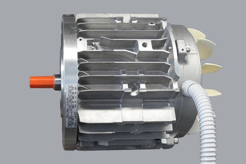 Motore customizzato