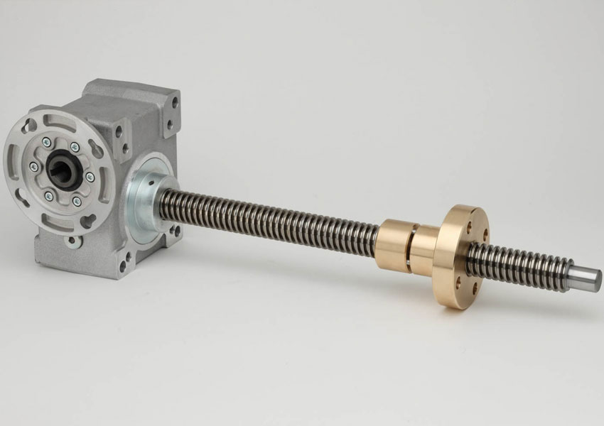 HR Screw Jacks (rotating screw)