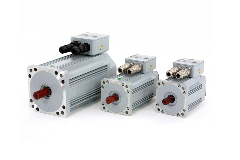 Servomotor Brusheless Serie BT2
