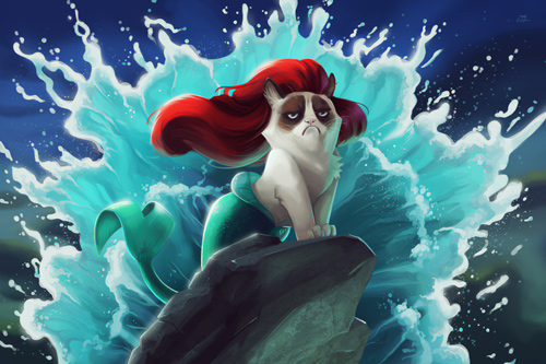 http://naldzgraphics.net/inspirations/eric-proctor-grumpy-cat-disney-illustrations/