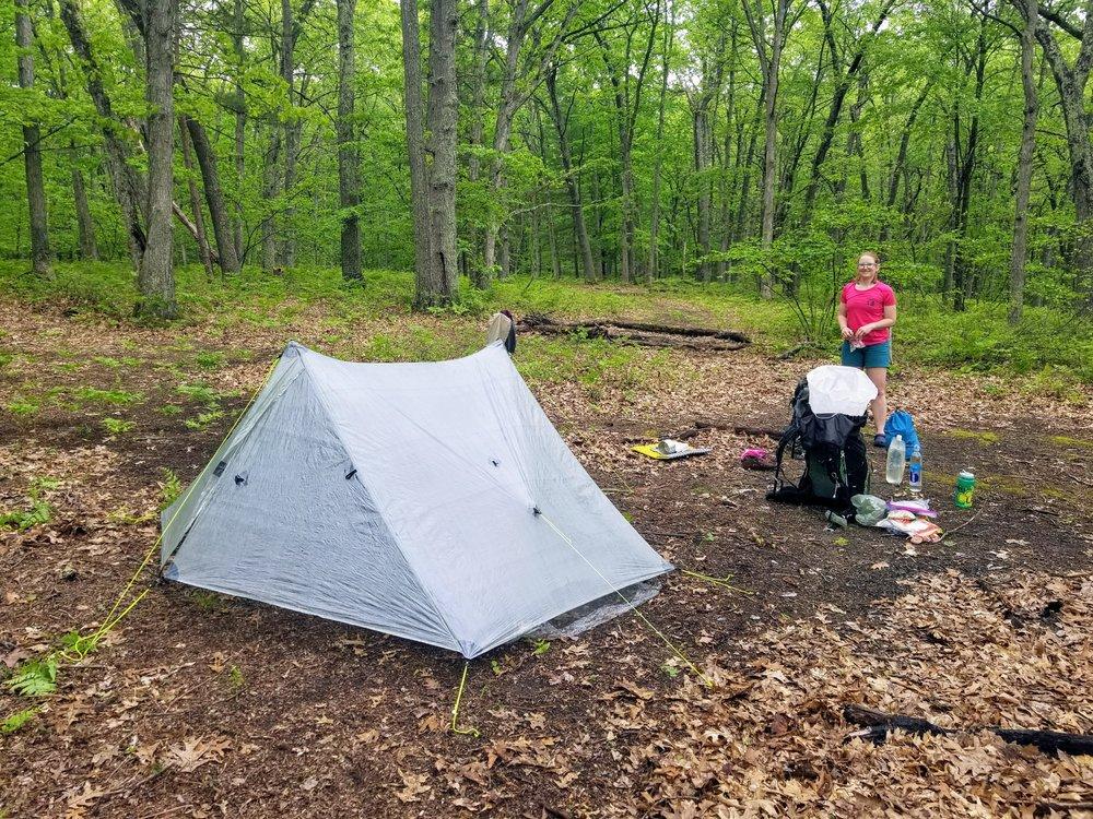 The Zpacks Duplex Tent