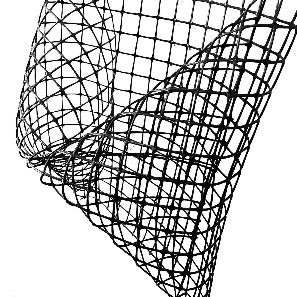 1 inch grid plastic garden fencing, wire
