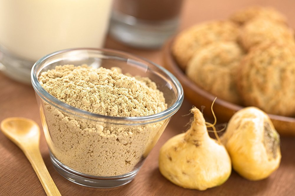 Favorite Herbs - Maca, Ginseng, and Ashwaganda. All are adaptogenic and supportive of your hormones. For women especially, Maca can be a libido booster. It has a mild, sweet flavor, so add it to your smoothies.