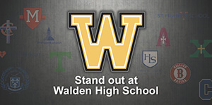 Walden high school open house October 11, 2016 - 6:30pm