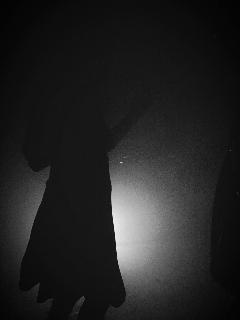 Bailando en la cueva. Foto: Payola Isabel