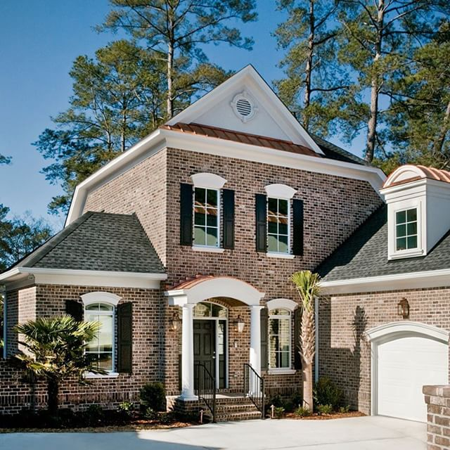 Exterior of the 2014 Dream Home for Columbia Metropolitan Magazine
