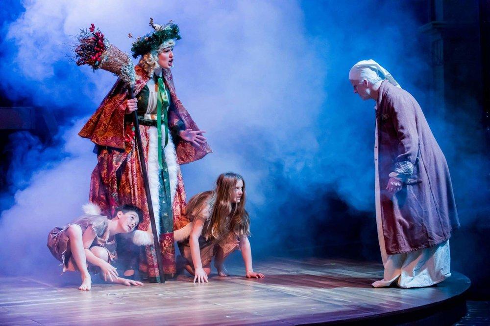 Jenny Price A Christmas Carol Keyano Theatre Company