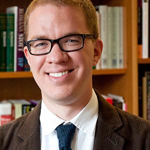 Dr. Wesley Hill: Spiritual Friendship, 11Sept2015