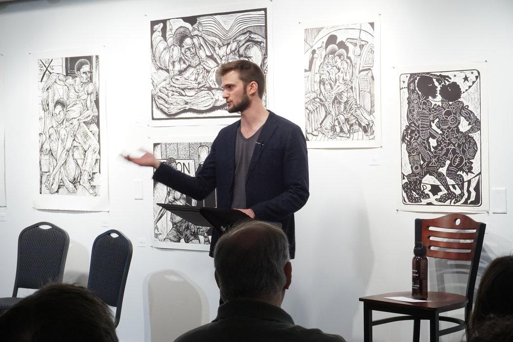 Christian Leithart - On Binge Watching