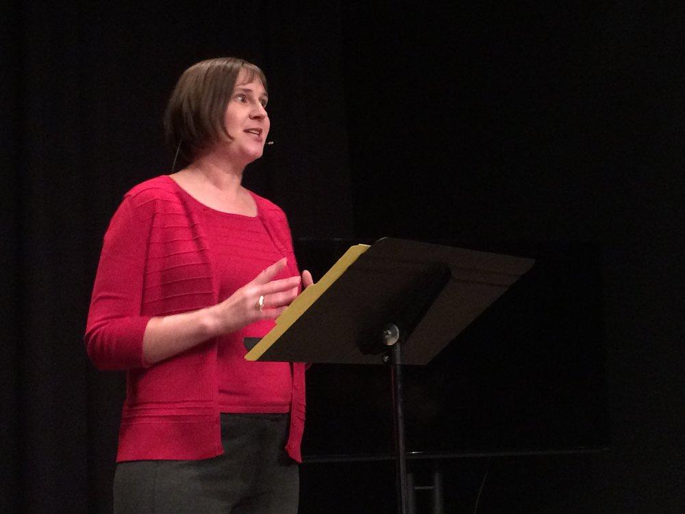 Amy Black on Political Civility