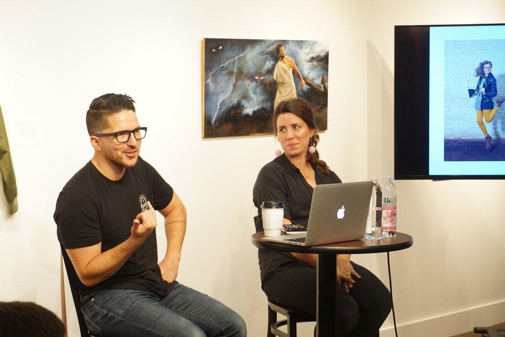 TJ & Brooke Mousetis, Family Business/Digital Age