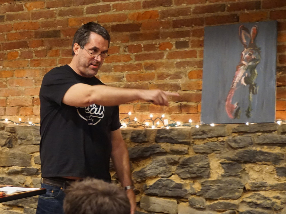 Dr. Eric Bierker, Tapping Into Craft Beer Culture