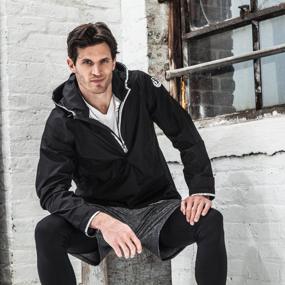 The Half Zip for a sporty look!