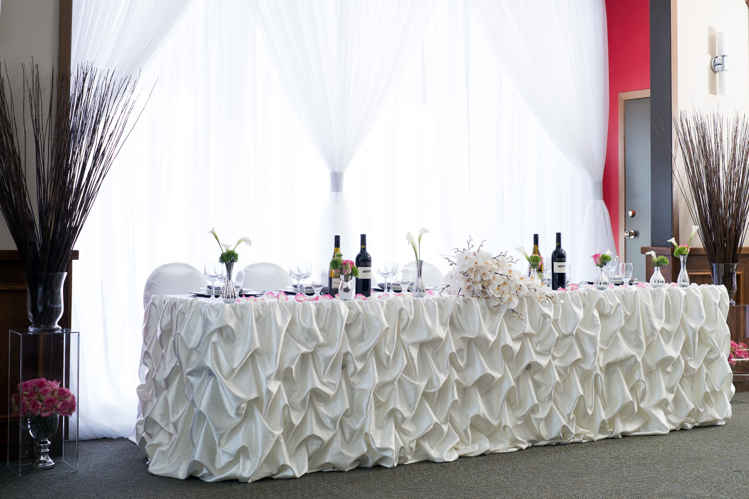 Your Okanagan Wedding Reception — Vance Creek Hotel & Conference Centre