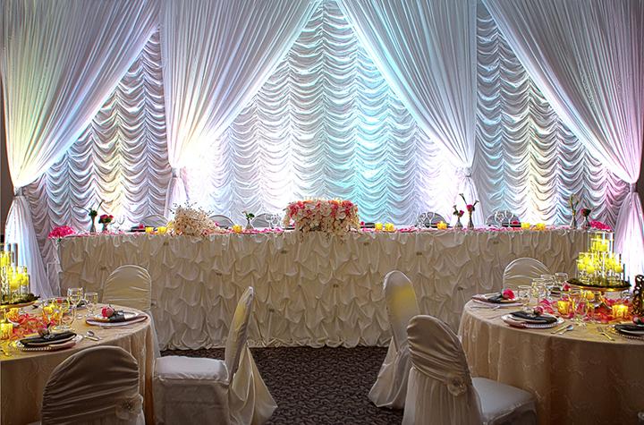 Your Okanagan Wedding Reception Vance Creek Hotel Conference Centre