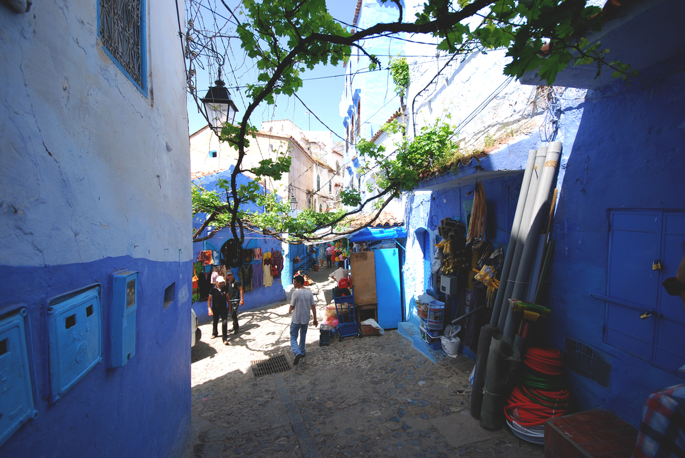 Chefchaouen / Morocco