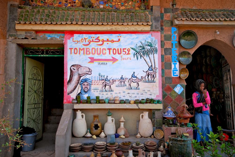 Zagora / Morocco