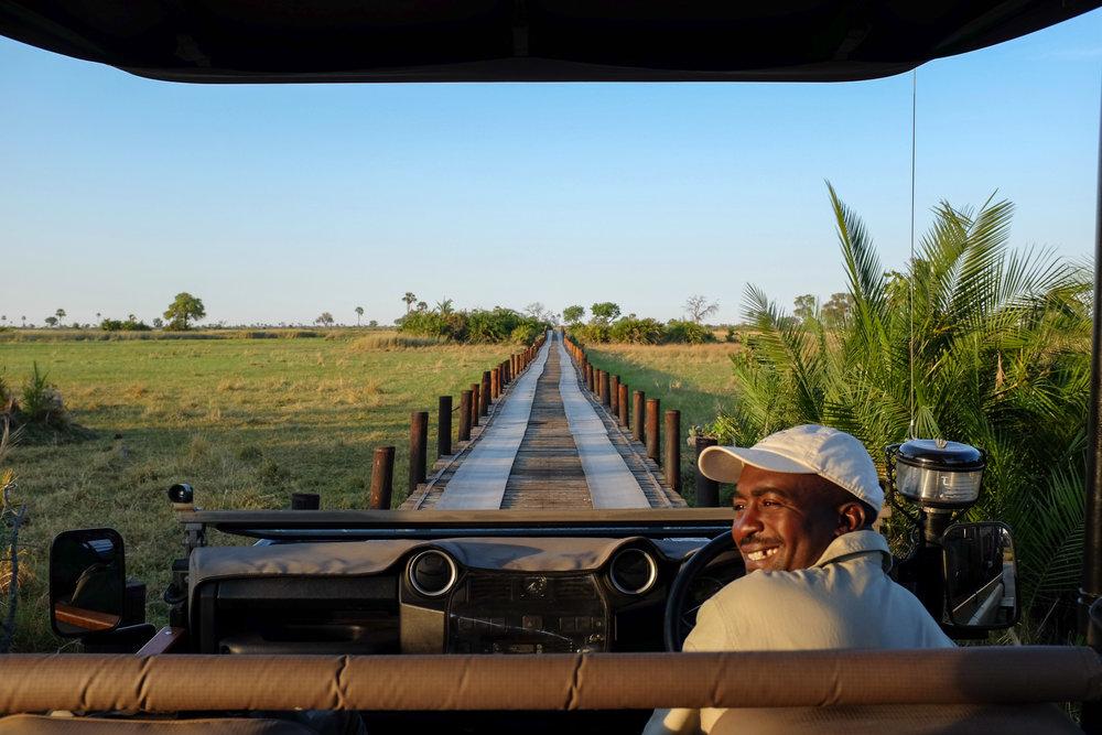 Jao Concession / Okavango Delta / Botswana