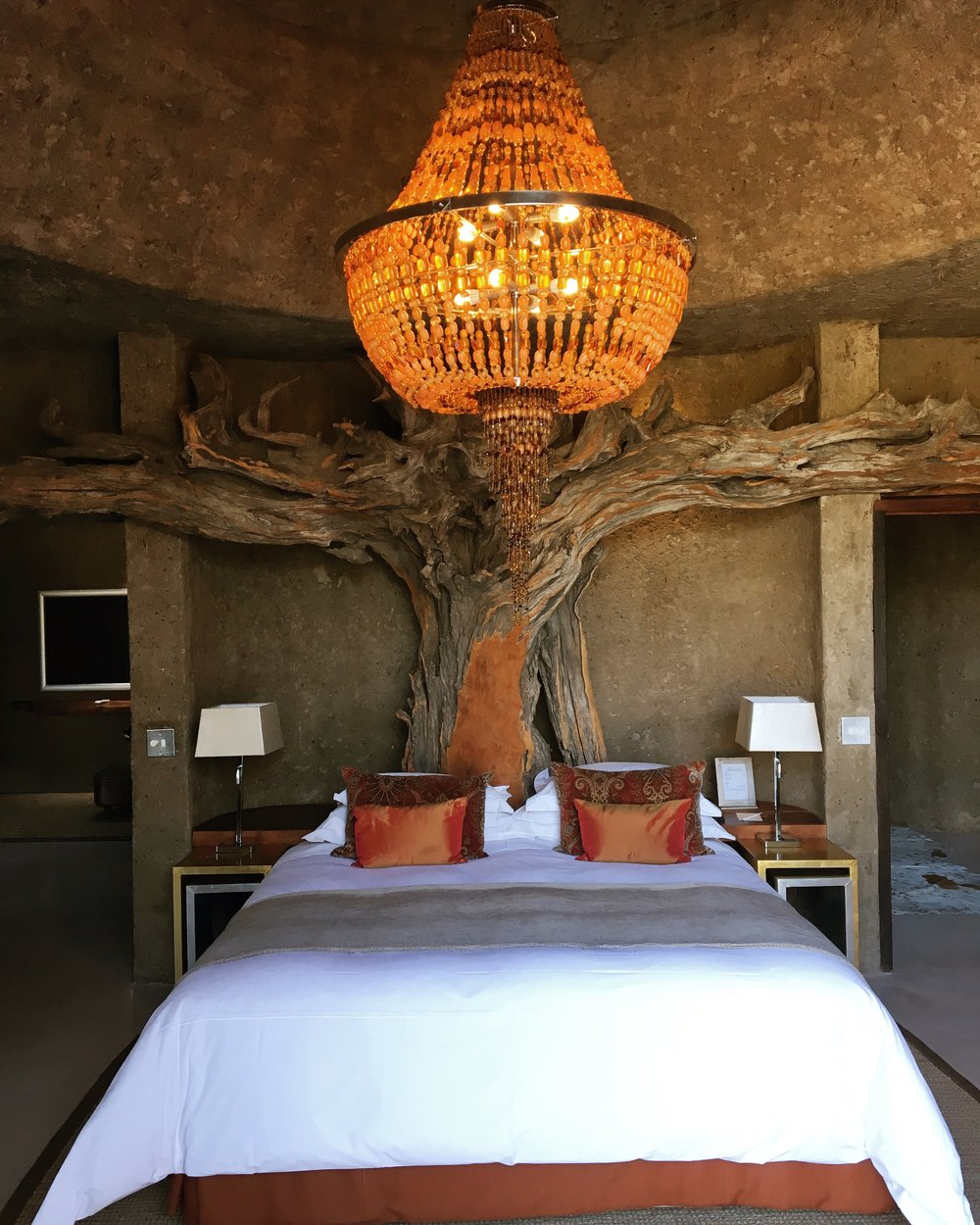 Earth Lodge / Sabi Sabi / South Africa