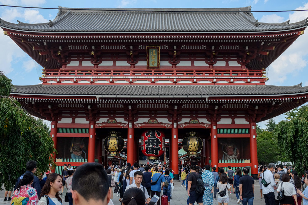 Sensō-ji / Tokyo / Japan