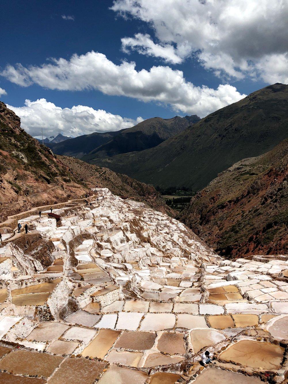 Salineras de Maras / Peru