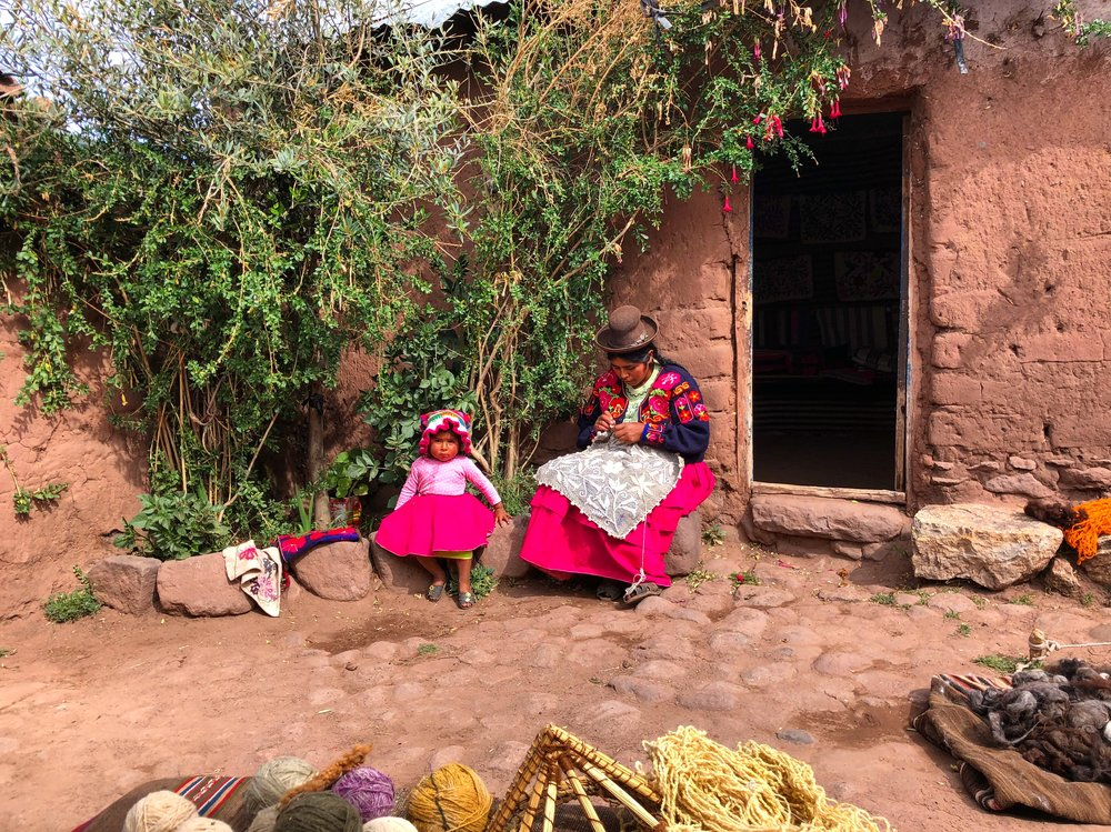 Copamaya Community / Lake Titicaca / Peru