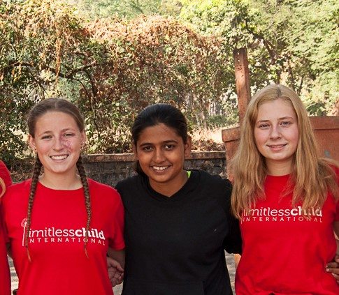 Peer Coaches  -  Sponsor  a high school student from the US to become a peer coach! Sponsor Katie, Maggie, Sadhi, or Caroline! Full Sponsor $425, Co-sponsor $210