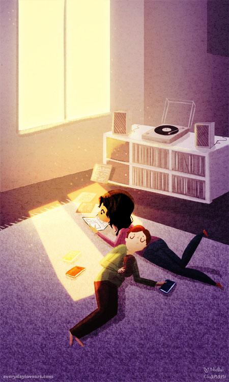 Comics and Vinyl