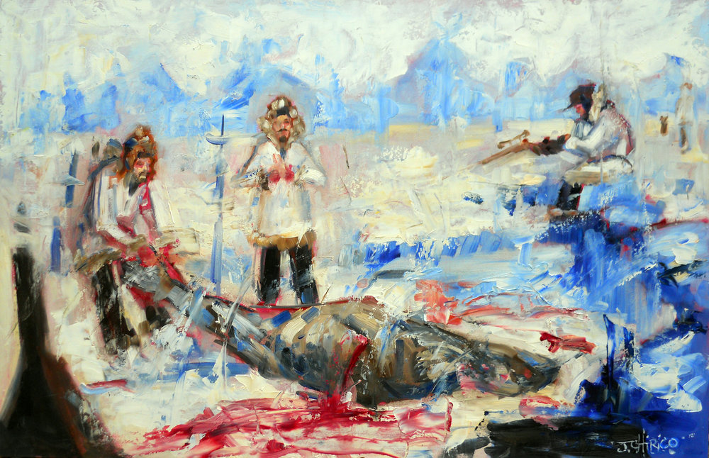 Ugruk, by Justin C.