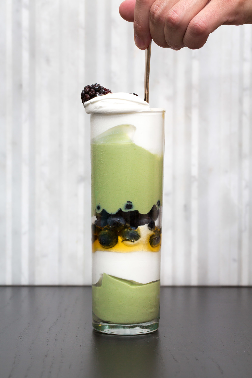 Matcha Morning Parfait