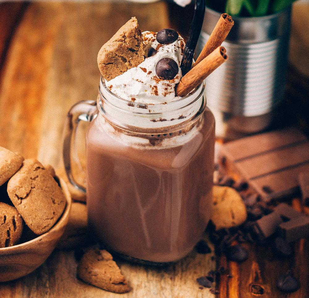 Belgian-Style Hot Cocoa