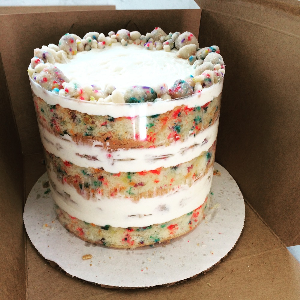 Momofuku Milk Bar Birthday Cake Class