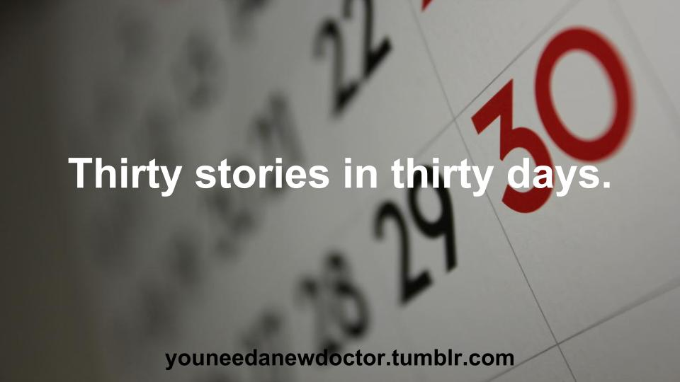"""You Need a New Doctor"" needs you! Help us collect and share thirty stories from women with  ‪#‎infertility‬  in thirty days! So far, we've shared some gems, like ""Why Are You Crying?"" ""Just Relax. Or Take More Clomid. Whatever."" and ""Chlamydia. Infertility. Same, Same."" Join us in speaking out about a health care system that just doesn't get it, and submit your story today!    http://youneedanewdoctor.tumblr.com/"