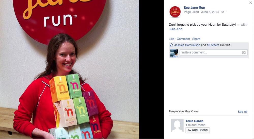 See Jane Run Half Marathon & 5K