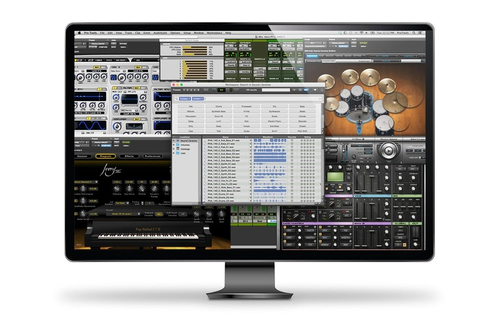 Pro Tools - RECORDING SOFTWAREPro Tools enables you to keep your creativity flowing. That's why top artists, producers, and engineers choose Pro Tools for everything they do. Because when you need to sound your best, nothing delivers like Pro Tools can.