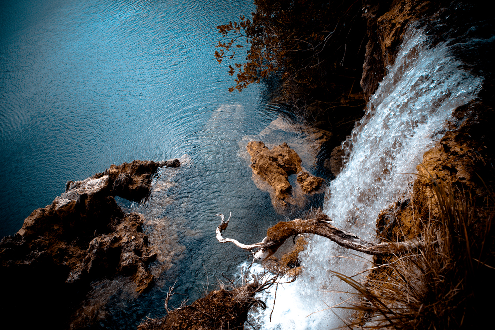 Plitvice Lakes in Croatia by Anne Carolien Kohler